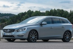 Volvo V60 universāla foto attēls 1