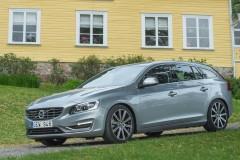 Volvo V60 universāla foto attēls 15