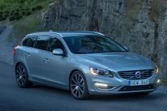 Volvo V60 universāla foto attēls 14