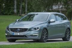 Volvo V60 universāla foto attēls 5