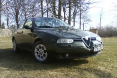 Alfa Romeo 156 Sedans 2000