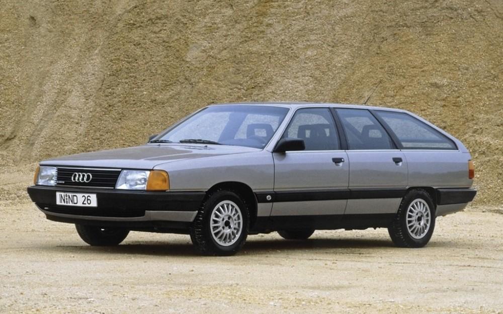 Audi 100 Estate Car Wagon 1983 1988 Reviews Technical