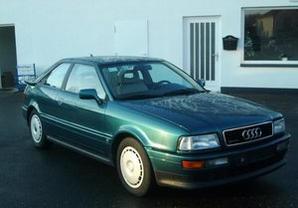 Audi 80 1986 foto attēls