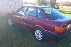 Audi 80 Sedans 1990