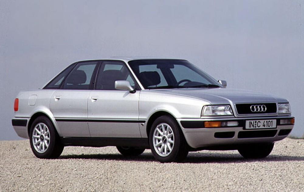 Audi 80 1991 foto attēls