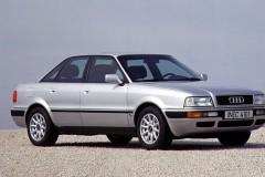 Audi 80 sedana foto attēls 2