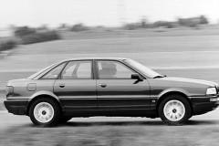 Audi 80 sedana foto attēls 3