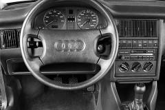Audi 80 sedana foto attēls 1