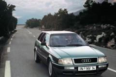 Audi 80 universāla foto attēls 2
