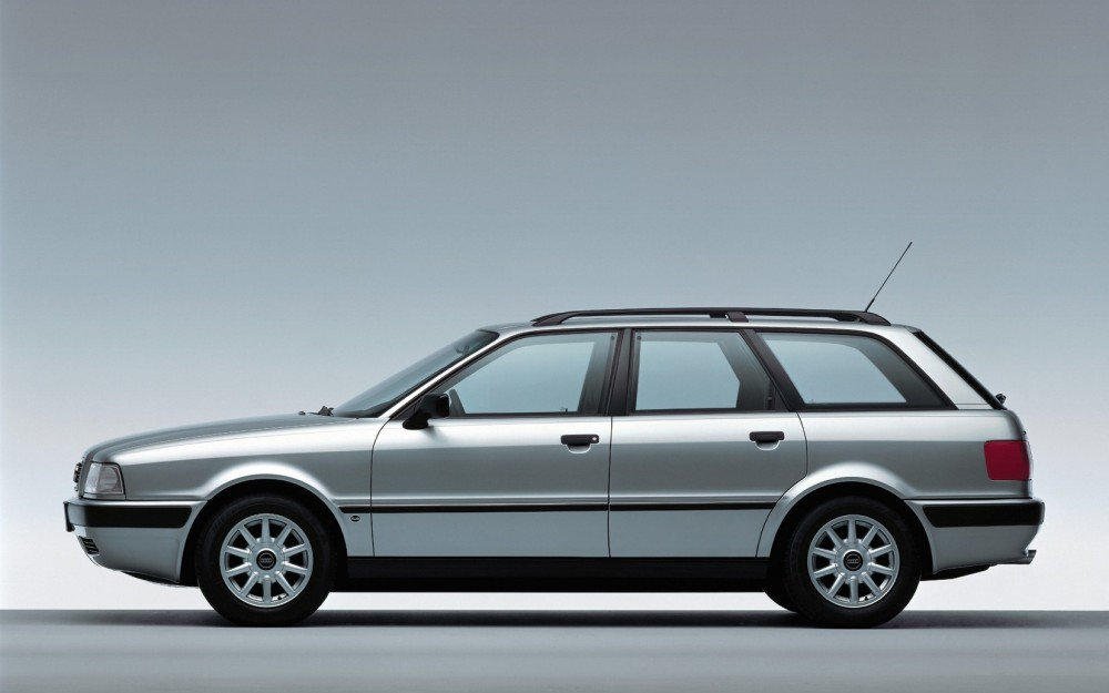 Audi 80 1992 foto attēls