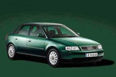 Audi A3 8L hečbeka foto attēls 2