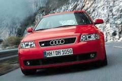 Audi A3 8L hečbeka foto attēls 3