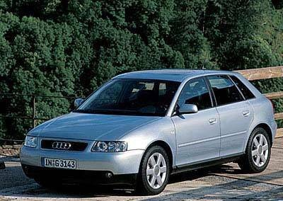 Audi A3 8L Hatchback 2000 - 2003 reviews, technical data, prices