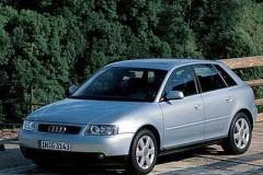 Audi A3 8L hečbeka foto attēls 4