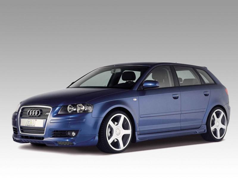 Audi A3 2004 foto attēls