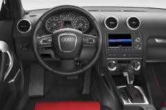Audi A3 Sportback 8PA hečbeka foto attēls 2