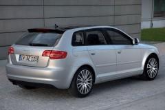 Audi A3 Sportback 8PA hečbeka foto attēls 4
