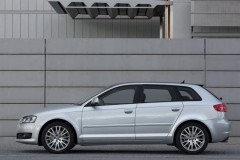 Audi A3 Sportback 8PA hečbeka foto attēls 6