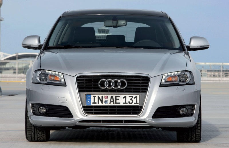Audi A3 2008 foto attēls
