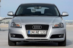 Audi A3 Sportback 8PA hečbeka foto attēls 8