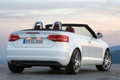 Audi A3 kabrioleta foto attēls 1