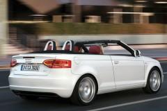 Audi A3 kabrioleta foto attēls 13