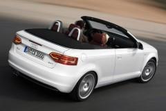 Audi A3 kabrioleta foto attēls 10