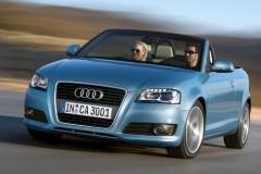 Audi A3 kabrioleta foto attēls 9