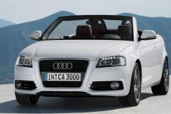 Audi A3 kabrioleta foto attēls 7