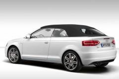 Audi A3 kabrioleta foto attēls 3