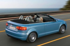 Audi A3 kabrioleta foto attēls 2