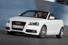 Audi A3 kabrioleta foto attēls 14