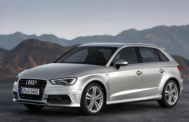 Audi A3 2013 foto
