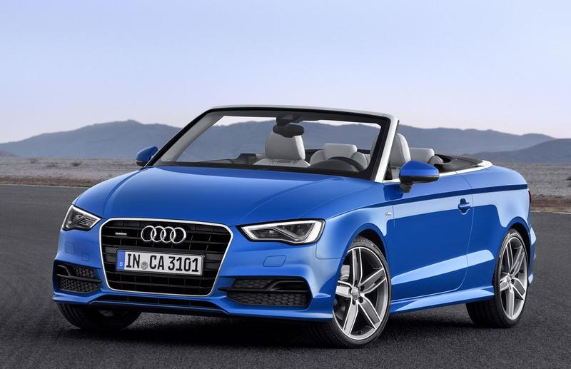 Audi A3 2013 foto attēls