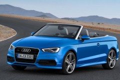 Audi A3 kabrioleta foto attēls 5