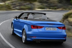 Audi A3 kabrioleta foto attēls 8
