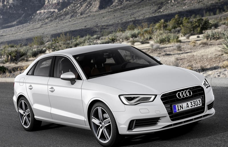 Audi A3 8v Sedan Photo Image 1