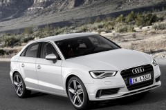 Audi A3 8V sedana foto attēls 1