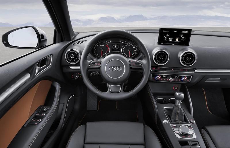Audi A3 8V Sedan 2013 - reviews, technical data, prices