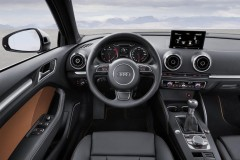 Audi A3 8V sedana foto attēls 2