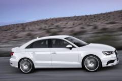 Audi A3 8V sedana foto attēls 4