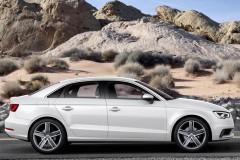 Audi A3 8V sedana foto attēls 5
