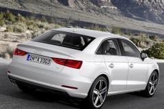Audi A3 8V sedana foto attēls 7