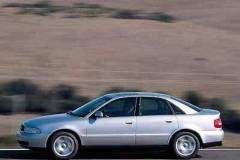 Audi A4 sedana foto attēls 2