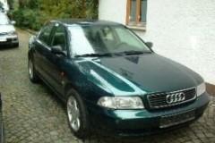 Audi A4 sedana foto attēls 14