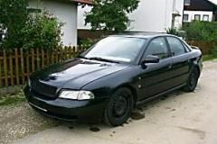 Audi A4 sedana foto attēls 15