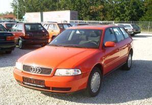 Audi A4 1996 foto attēls