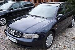 Audi A4 Avant universāla foto attēls 8