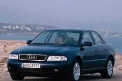 Audi A4 sedana foto attēls 11