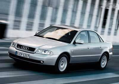 audi a4 sedan 1999 2001 reviews technical data prices. Black Bedroom Furniture Sets. Home Design Ideas